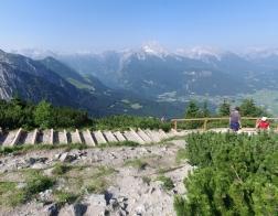 Výhled z Kehlsteinu