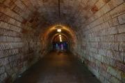 Tunel k výtahu na Kehlsteinhaus