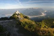 Výhled z Kehlsteinhausu