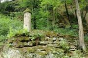 Kokořínsko - zmenšenina hradu Kokořín