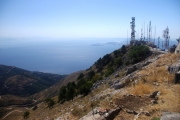 Řecko, Korfu - Pantokrator