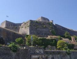 Řecko - Korfu (Kerkyra), Nová pevnost