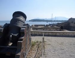 Řecko - Korfu (Kerkyra), Stará pevnost