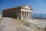 Řecko - Korfu (Kerkyra), Stará pevnost, Kostel svatého Jiří
