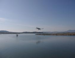 Řecko - Korfu (Kerkyra), planespotting