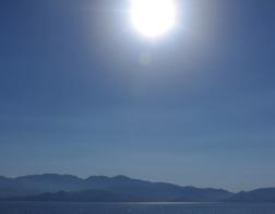 První pohled na Korsiku