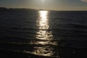 První pohled na moře z korsické pevniny