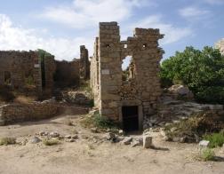 Lumio - opuštěná vesnička