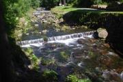 Krkonoše - Řeka Úpa