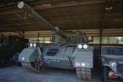 14. tankový den v Lešanech 2016 - britský tank Centurion Mk. 9