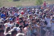 14. tankový den v Lešanech 2016 - akci navštívilo 25 tisíc lidí