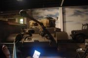 14. tankový den v Lešanech 2016 - britský tank Comet