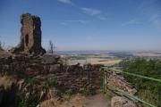 Zřícenina hradu Lichnice