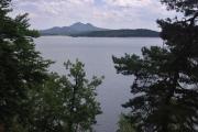 Máchovo jezero a okolí - výstup na Šroubený (375 m. n. m.)