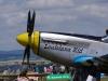 Memorial Air Show 2015 - Mustang P-51