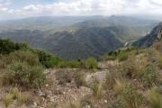 Výhled z Montserratu