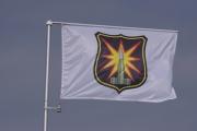 NATO days 2014 - vlajka značící muniční sklad