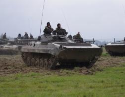 NATO days 2014 - BVP