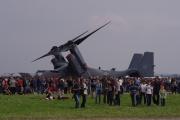 NATO days 2014 - konvertoplán Osprey