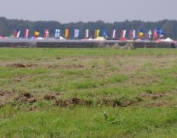 NATO days 2014 - vlajky zemí NATO