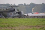 NATO days 2014 - ukázka leteckých vlastností - výsadek vojáků
