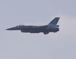 NATO days 2014 - řecká F-16