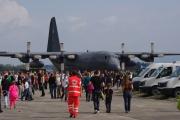NATO days 2014 - polský stroj