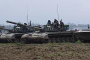 NATO days 2014 - tank T-72