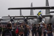 NATO days 2014 - nechyběly ani stroje ze Švédska nebo Litvy