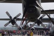 NATO days 2014 - detail vrtule