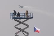 NATO days 2014 - pozorovací stanoviště
