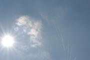 NATO days 2014 - řecká F-16, odlákávání raket