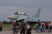 NATO days 2014 - statická ukázka letadel