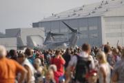 NATO days 2014 - poslední mezipřistání před závěrečným odletem