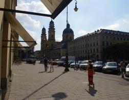 Mnichov - Ludwigstraße