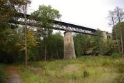 Peklo u České Lípy - železniční most