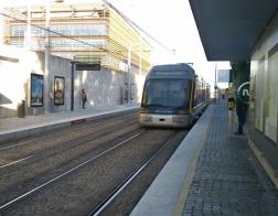 Portugalsko - Porto - místní metro