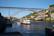 Portugalsko - Porto - most Dom Luís I