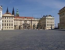 Praha - Hradčany, Pražský hrad