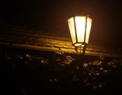 Praha v noci - Nový svět