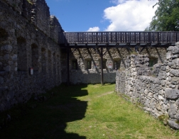 Rakousko - pevnost Claudia