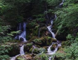 Rakousko - Medvědí soutěska (Bärenschützklamm)