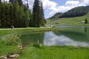 Rakousko - jezero Teichalmsee
