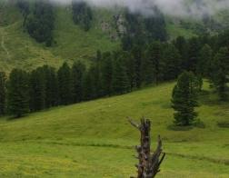 Rakousko - údolí Kaunertal
