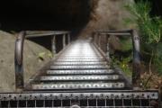 Saské Švýcarsko - cestou bylo značné množství schodů a žebířků