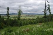 Výhled směrem na Hrabušice
