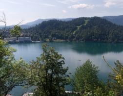 Slovinsko - Bledské jezero