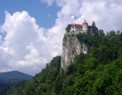 Slovinsko - Bledský hrad