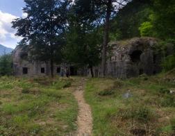 Slovinsko - pevnost Hermann