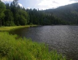 Šumava - Plešné jezero